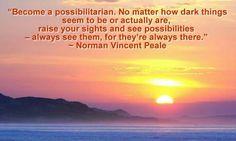 Possibilitarian