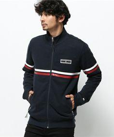 HILFIGER DENIM(ヒルフィガーデニム)のManoj track jacket(ブルゾン)|その他2