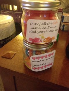 DIY boyfriend gift