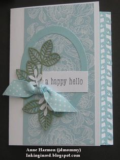 IC701, Happy Hello by jdmommy -IC Hostess at Splitcoaststampers