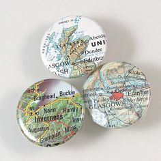 Scotland Map Pinback Buttons by XOHandworks $4.50 Scotland Map, Outlander Costumes, Scottish Tartans, Pinback Buttons, Outlander Series, Jamie Fraser, Dundee, Glasgow, Patches