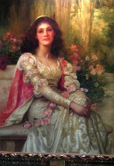 Juliet by William Clarke Wontner