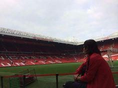 Radamel and Old Trafford.