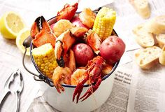 How to Host a Seafood Boil