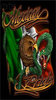 Mexicano Hasta La Madre!