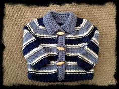 baby boy sweater. $32.00, via Etsy.