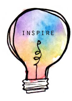 Inspire. I get inspired by lots of people every day so thank you i am who i am because of you <3