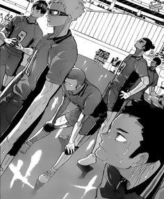 Haikyuu Kageyama, Haikyuu Anime, Hinata, Manga Pages, Karasuno, Manga Reader, Aesthetic Anime, Manhwa, Fan Art