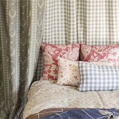 Instagram French Grey, French Country, Swedish Farmhouse, Comforters, Bed Pillows, Pillow Cases, Curtains, Rustic, Blanket