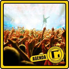 Roulets: AGENDA (11/04/2014) - SEXTA-FEIRA