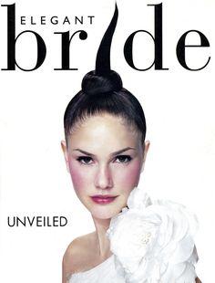 #magazinecover #typography #bridalfashion #elegantbride #graphicdesign #magazinelayouts
