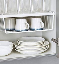 10 Smart Ways to Make Your Cabinets More Organized