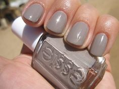 Greige | Gray Is The Best Color For Any Manicure  shows all kinds of gray ideas!