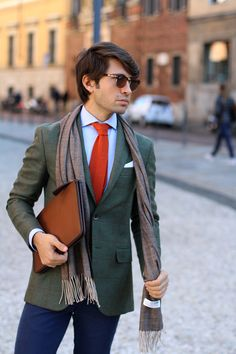 iqfashion:  Hackett London Jacket  Source: thethreef.com