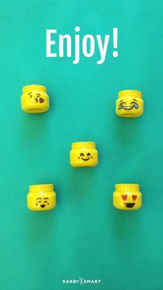 How To Make Emoji Jars