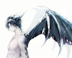 "Gao-Shan signs of fairies anime, anime angel und anime art"" Fantasy, Dark Anime, Character Art, Anime Fairy, Anime People, Anime Angel, Art, Anime Demon Boy, Anime Drawings"