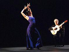 Paco Pena! Attended Flamencura  12/4/2014 in Brisbane Australia ...Bravo what a show!