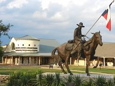 The Official Texas Ranger Hall of Fame and Museum in Waco, Texas | Learn About the History or Rangers Past and Present