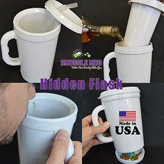 Smuggle Mug 12 oz Hidden Flask, Sneak Alcohol Anywhere Sm... https://www.amazon.com/dp/B0117YF5R0/ref=cm_sw_r_pi_dp_U_x_Yd2lAbV93VG7H