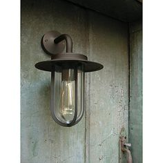 Buy ASTRO Montparnasse Outdoor Lantern Wall Light Online at johnlewis.com £150