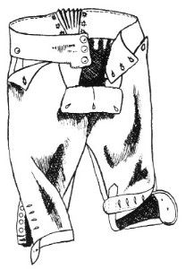 Buckskin breeches