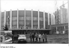 Suhl, DDR 8th November 1972
