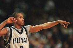 Iverson at Georgetown