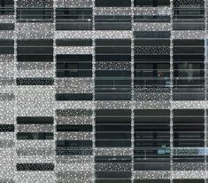 x-tu architects: nanterre apartment block, france  fritted glass skin is both aesthetically pleasing and functional in preventing solar heat gain