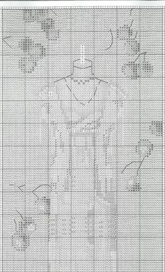 ru / Фото - MD 121 Dressmakers' Daughter - f-morgan Christmas Cross, Dressmaking, Couture, Cross Stitch Patterns, Stitching, Slippers, Daughter, Gallery, Projects
