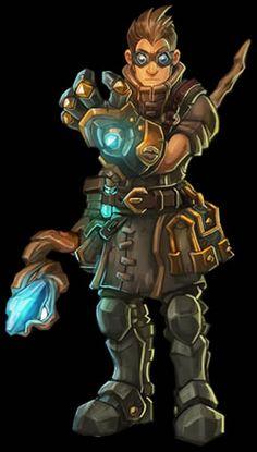 Mad alchemist (Torchlight 1)