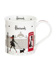 Harrods London Lady Mug | Harrods
