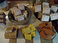 Pine Tree Road Soap Shop: Soap, soap and more soap