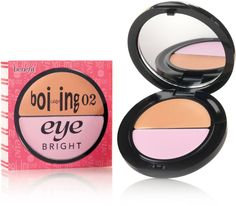 An ULTA exclusive! Boi-ing Eyebright by Benefit Cosmetics with concealing and brightening to go, you're on the go gorgeous!.