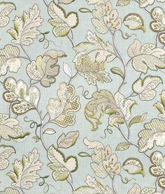 P. Kaufmann Leaf Sampler/Cir Cloud Fabric