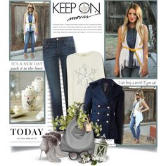"""""""It's A New Day"""" by thewondersoffashion on Polyvore"""