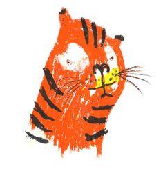 Bunch of Beasties - Lorna Scobie Illustration