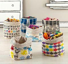 Cloth baskets