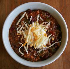 Warming, Healthy Comfort: Spicy Chicken Chili