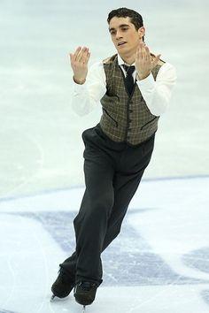 Javier Fernandez - men's figure skating - Spain