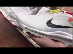 82dbe280c06 New batch and Correct version Virgil Abloh s Off White nike air max 97 f.
