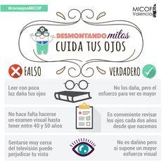#desmontandomitosmicof #óptica #visión #vista #farmacia #micof