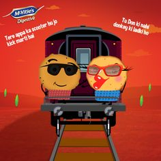 #ChennaiExpress #Goa #Chennai #Train #KahanSeKharidiItniBakwasDictionary #McVities #McVitiesIndia #McVitiesMovieFriday #Bollywood #SwitchToAHealthyHabit