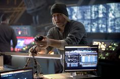 Official still image of Woody Harrelson as Haymitch Abernathy in #TheHungerGames #Mockingjay Part 1