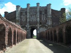 Thornton Abbey (EH) by Mark Griffiths