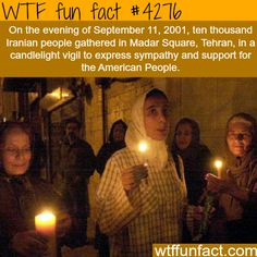 And for some dumb reason people still think that all middle eastern people are terrorists