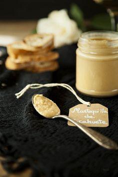 Tarjeta d embarque: Mantequilla de cacahuete casera