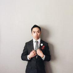 Prince of Wales Tie + Blazer!
