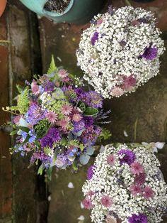 Bride Bouquets, Floral Wreath, Bridesmaid, Wreaths, Flowers, Decor, Bridal Bouquets, Maid Of Honour, Floral Crown
