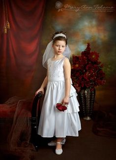 Talamo Communion Portraits 7