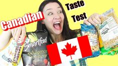 Canadian Taste Test Picards Hersheys Carrot and more